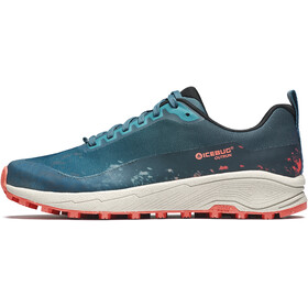 Icebug OutRun RB9X Chaussures de trail Femme, teal/mango